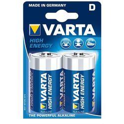 2 baterie Mono D High Energy