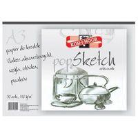 Bloki, Szkicownik Koh-I-Noor Pop Sketch A4/50k. 110g