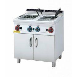 Urządzenie do gotowania makaronu gazowe | 2x25L | 16320W | 800x700x(H)900mm