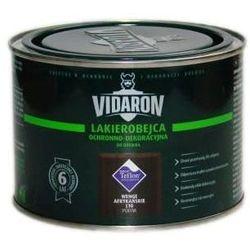 Vidaron - Lakierobejca ochronno-dekoracyjna do drewna 0.4l