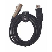 Pozostały sprzęt estradowy, Sontronics XLR-USB interfejs adudio USB