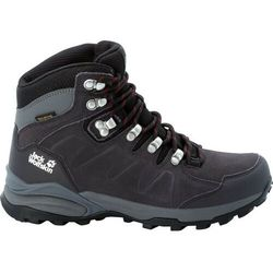 refugio texapore mid shoes women, szary uk 5,5 | eu 39 2021 trapery turystyczne marki Jack wolfskin