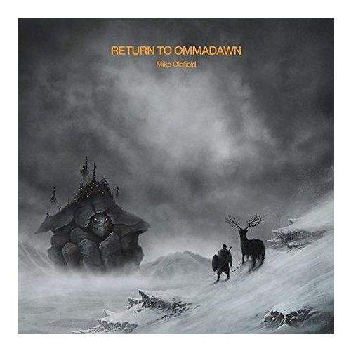 Pozostała muzyka rozrywkowa, RETURN TO OMMADAWN - Mike Oldfield (Płyta CD)