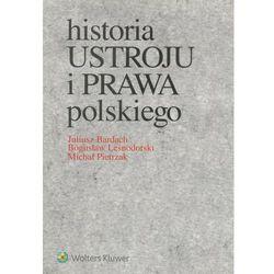 Historia ustroju i prawa polskiego (opr. miękka)