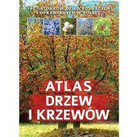 Hobby i poradniki, Atlas drzew i krzewów (opr. twarda)
