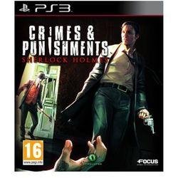 Sherlock Holmes Zbrodnie i Kary (PS3)