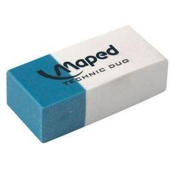 Gumka Duo dwustronna biało-niebieska technic Maped - Super Ceny - Kody Rabatowe - Autoryzowana dystrybucja - Szybka dostawa - Hurt - Wyceny