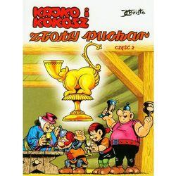 Kajko i Kokosz. Złoty Puchar 2 (opr. miękka)