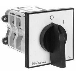 Wyłącznik krzywkowy 0-1, 100A, IP65, bez obudowy