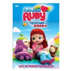 Tęczowa Rubinka Lot w przestworzach (DVD) - Cass Film DARMOWA DOSTAWA KIOSK RUCHU