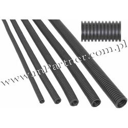 Peszel samochodowy profesjonalny rurka karbowana 40/32 mm cięty