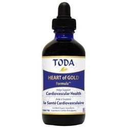 Krople Toda Heart of gold formula 120ml Toda Herbal Intrernational Inc.