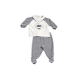 Komplet niemowlęcy bluzka+spodnie5P35BJ Oferta ważna tylko do 2022-02-26