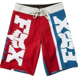 kąpielówki FOX - Youth Victory Boardshort Blue/Red (149) rozmiar: 28