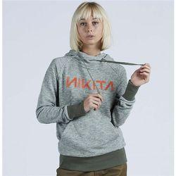 bluza NIKITA - Reykjavik Solid Po Hoody Fatigue (FAT) rozmiar: M