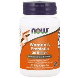 Now Foods Womens Probiotic 50 kaps