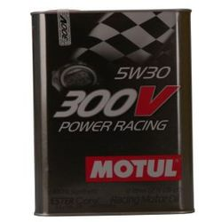 Motul 300V Power Racing 5W-30 2 Litr Puszka