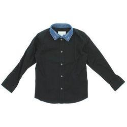 Diesel Koszula dziecięca Czarny 6 lat Przy zakupie powyżej 150 zł darmowa dostawa.