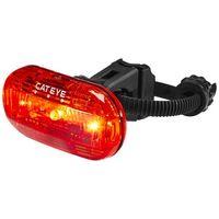 Oświetlenie rowerowe, CatEye TL-LD135G Lamp, czerwony/czarny 2021 Lampki tylne na baterie Przy złożeniu zamówienia do godziny 16 ( od Pon. do Pt., wszystkie metody płatności z wyjątkiem przelewu bankowego), wysyłka odbędzie się tego samego dnia.