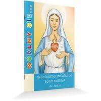 Książki religijne, Módlmy się...Modlitewnik pierwszych sobót miesiąca dla dzieci (opr. miękka)