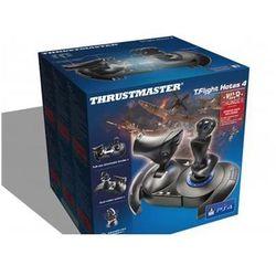 JOYSTICK THRUSTMASTER T-FLIGHT HOTAS 4 OFFICIAL EMEA DO PC/PS4 + WAR THUNDER STARTER PACK