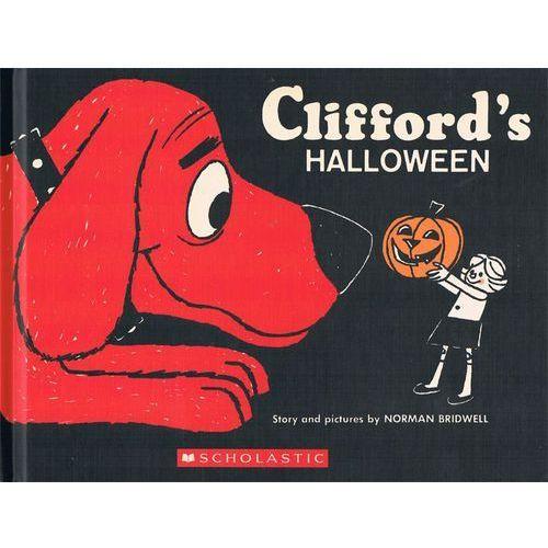 Książki dla dzieci, Clifford's Halloween (twarda oprawa) (opr. twarda)