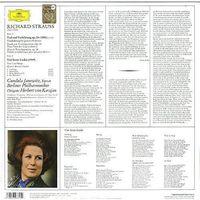Pozostała muzyka rozrywkowa, Herbert von Karajan - R. STRAUSS: DEATH AND TRANFIGURATION, FOUR LAST SONGS