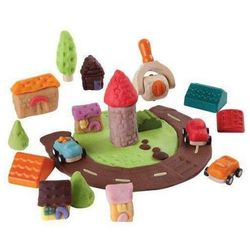 Akcesoria do ciastoliny Miasto