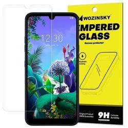 Wozinsky Tempered Glass szkło hartowane 9H LG Q60 / LG K50 (opakowanie – koperta)