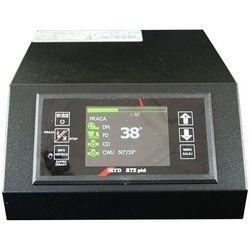 Regulator temperatury, sterownik do kotła z podajnikiem Iryd RTZ PID - kolorowy wyświetlacz