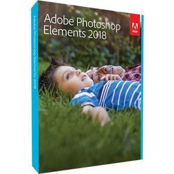 Adobe Photoshop Elements 2018 UK Windows / Mac