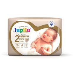 LUPILU® LUPILU® Pieluchy PREMIUM 2 Mini (3-6 kg