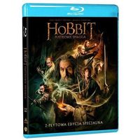 Filmy fantasy i s-f, Hobbit: Pustkowie Smauga. Edycja specjalna (2 BD)