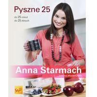Książki kulinarne i przepisy, Pyszne 25 (opr. miękka)