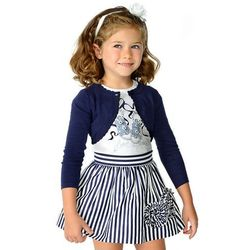 Mayoral - Komplet dziecięcy (top + spódnica) 98-134 cm