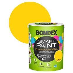 Farba hybrydowa Bondex Smart Paint jestem kolorem słońca 5 l