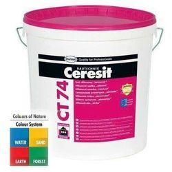 Tynk silikonowy CERESIT CT74 1,5mm 25kg CALIFORNIA 5
