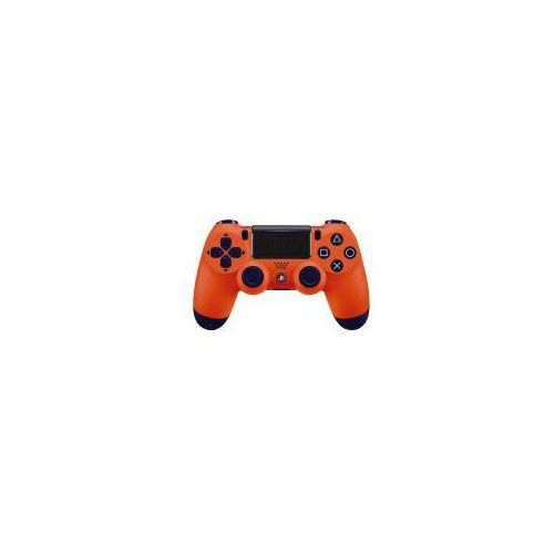 Gamepady, Sony Dualshock 4 v2 (pomarańczowy)