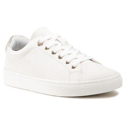Damskie obuwie sportowe, Sneakersy S.OLIVER - 5-23625-26 White 100