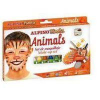 Pozostałe artykuły plastyczne, Zestaw do makijażu Fiesta Animals ALPINO