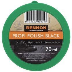 Pasta, Krem hydrfobowy Bennon Profi Polish Black (OP6000)