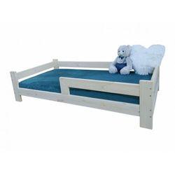 Łóżko Dziecięce Jasper, 160x80 zwykłe z barierką