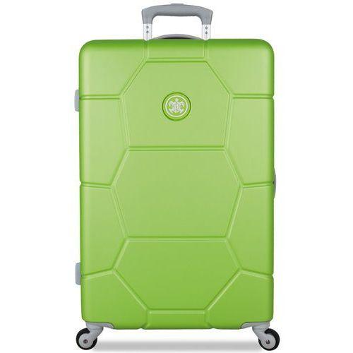 Torby i walizki, SuitSuit Walizka TR-1225/3-M, jasnozielona