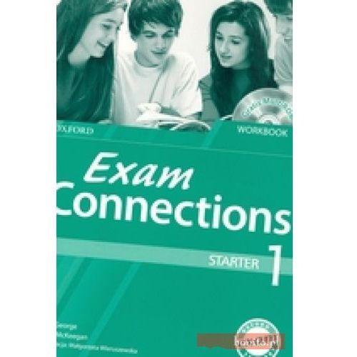 Książki do nauki języka, Exam Connections 1 starter Workbook + Cd (opr. miękka)
