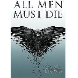 Gra o Tron All Men Must Die - plakat