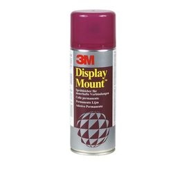 Klej w sprayu 3M Displaymount (UK7806/11), permanentny, 400ml