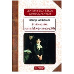 Lektury - Z pamiętnika poznańskiego nauczyciela (opr. broszurowa)
