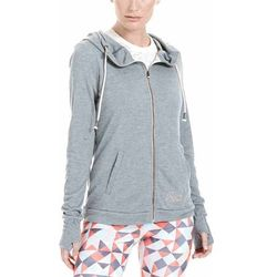 bluza BENCH - Heavy Top Mid Grey Marl (GY001X) rozmiar: S
