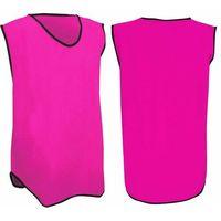 Piłka nożna, Avento Męski 75oc Senior Training Śliniak, Pink Fluo, One Size