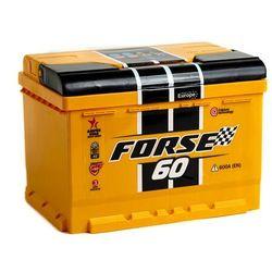 Akumulator FORSE 60Ah/600A niski